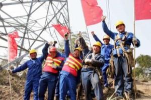 China_power_line_construction