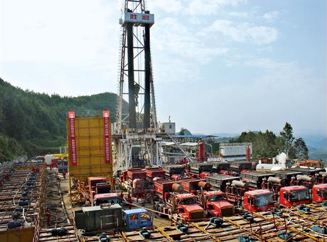 Sichuan shale gas