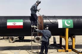 China Iran pipeline