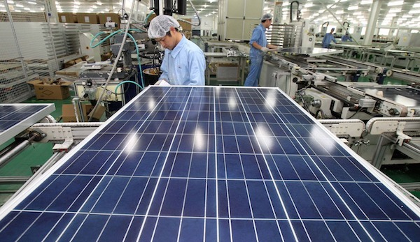 Eu Removes Import Duties On Chinese Solar Panels Philip